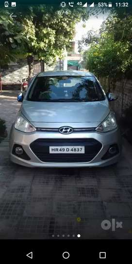Hyundai Grand i10 2014 Diesel 500000 Km Driven