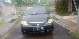 Honda city 2005