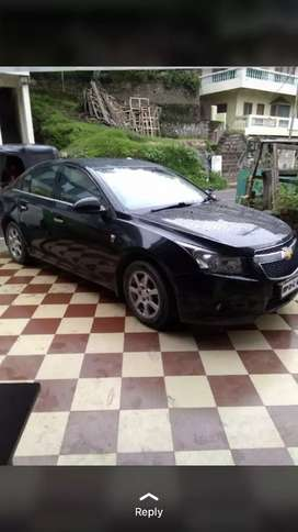 Chevrolet Cruze 2012 Diesel Good Condition