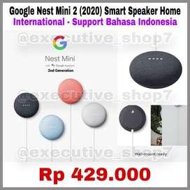 Ready Google Nest Mini 2 Smart Speaker Home