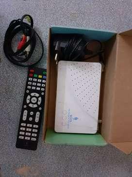 TCCL set top box