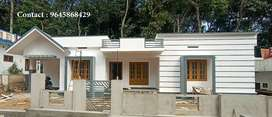 3 BHK New House Near Ayarkunnam-Amayannoor