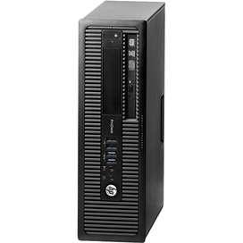 HP Prodesk 600 G2 Intel Core i5 6th Generation Computer CPU @ 16,500..
