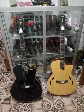 Gitar akustik mumer ready