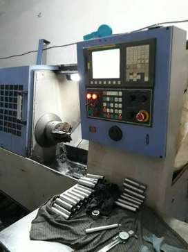 Requirements of CNC operator with fanuc controler
