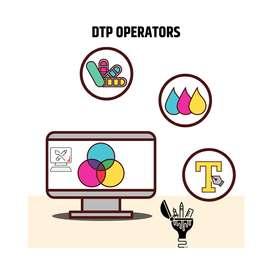 DTP OPERATOR (M/F)