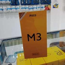 Poco M3 Ram 6/128 GB Promo +Bonus
