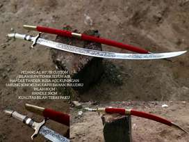 Pedang all ayyubi custom tebas