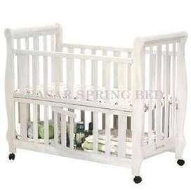 FreOngkir Ranjang Bayi Tempat Tidur Baby Box Baby Crib HakariHK066ptih