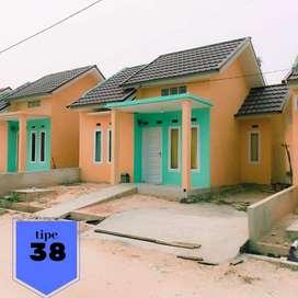 Rumah tengah kota di Jalan Kartama dekat SMPN 25 & kampus UIR