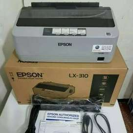 PRINTER EPSON DOT MATRIX LX 310