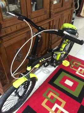 Dijual sepeda Merk senator