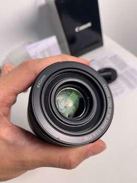 Lensa Canon EF-M 32mm F1.4