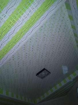 jual plafon rumah jenis pvc indofon di kopang lombok tengah