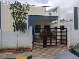 House for rent in Tellapur in Good Location.
