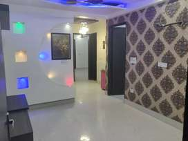 Well furnished 3 bhk flat with 90% finance in uttam Nagar