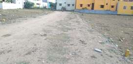 CMDA approved Plot for sale in thiruverkadu