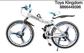 New Imported Slim Tyre Foldable Bicycles