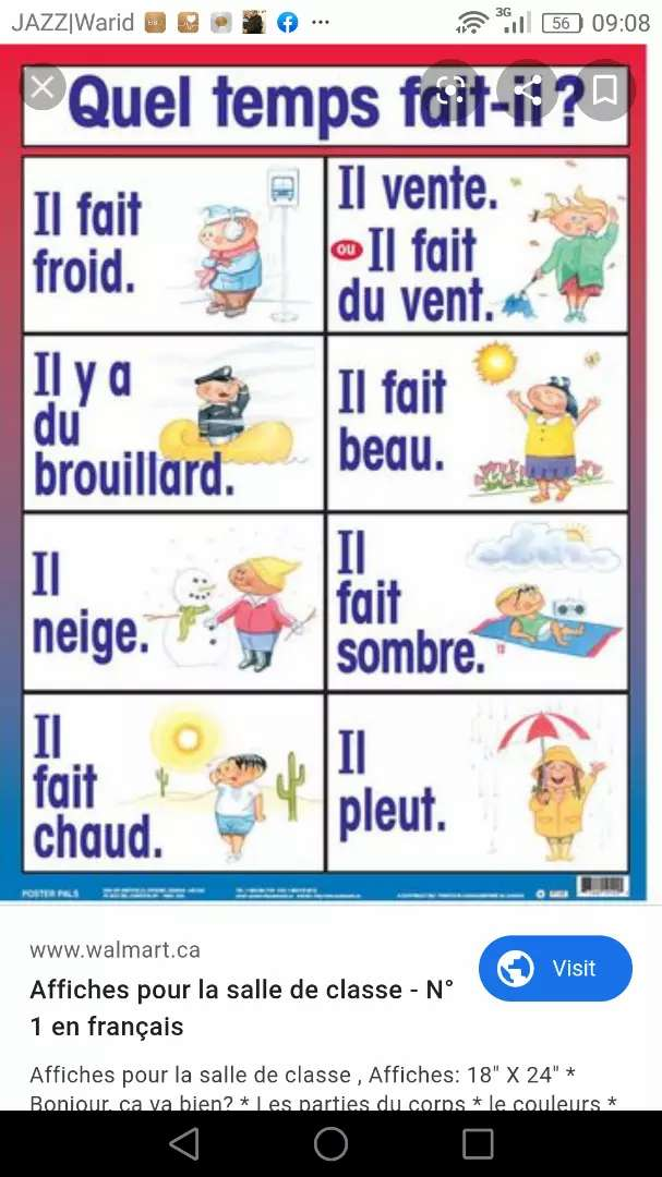 French language course 0