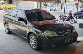 Chevrolet OPTRA tipe LT manual tahun 2005