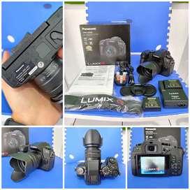 Panasonic LUMIX G85 G85K Kit 14-42mm Fullset Like New SC 309