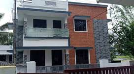 A NEW 4BHK 1500SQ FT 4CENTS HOUSE IN MANNUTHY,THRISSUR