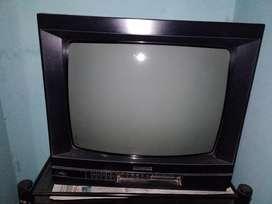 Salora CRT Color TV