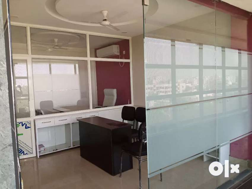 Fully furnished East facing office 0