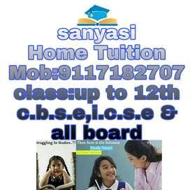 Sanyasi home tuition