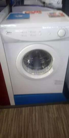 Kredit mesin cuci proses 3 menit hasil bisa ditunggu acc cukup admin