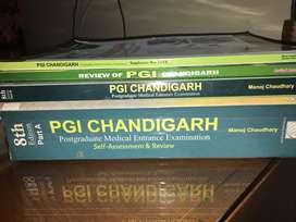 PGI Chandiagrh by Manoj Chaudhary previous papers