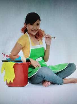 Dibutuhkan pembantu rumah tangga