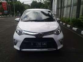 Dijual Toyota Calya type G MT 2017