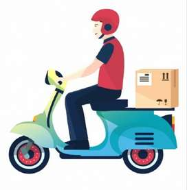 Delivery boys required pick and drop work any product gift