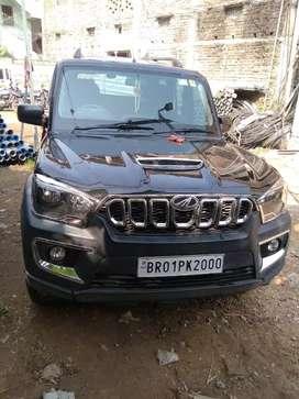 Mahindra Scorpio 2019 Diesel 36850 Km Driven