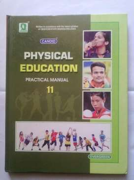 Evergreen Physical Education Practical Record For Class - 11