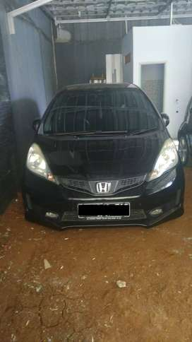 Honda Jazz RS matic 2011 Facelift TT 2009 2010