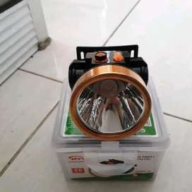 senter kepala led putih 20w