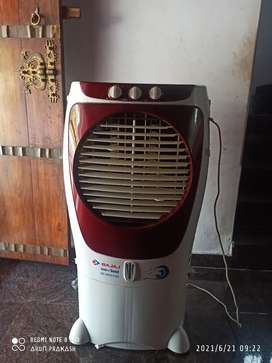 Air and water Cooller
