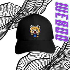 Sablon Topi Custom Ala Anak Milenial