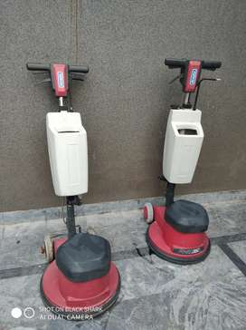 Floor washer, carpet and marble cleaner made in switzerland