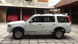 Ford Everest 10-S 10S 10 S 4X4 2008