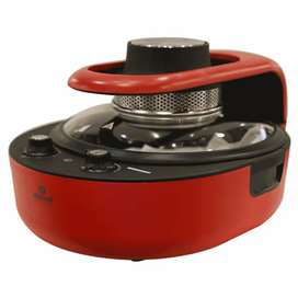 Alpina Dual Air Grill (SF-6012) Red & White 2 Years Official Warranty