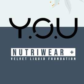 Y.O.U 24H Noutriwear Velvet Liquid Foundation
