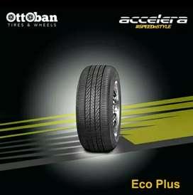 Jual Ban mobil murah ukuran 165/70 R14 accelera eco plush