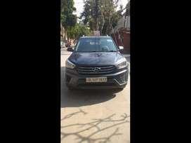 Hyundai Creta 1.4 E Plus Diesel, 2017, Diesel