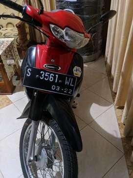 Jual Motor Kawasaki Blitz