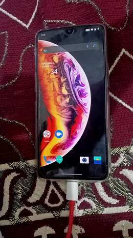 OnePlus 6t 6:128 in awesome condition