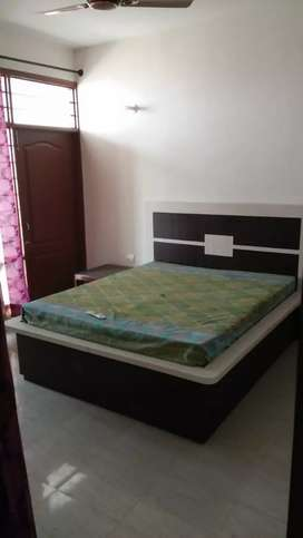 Furnished AC room set, good locality,,