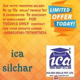 Job with training